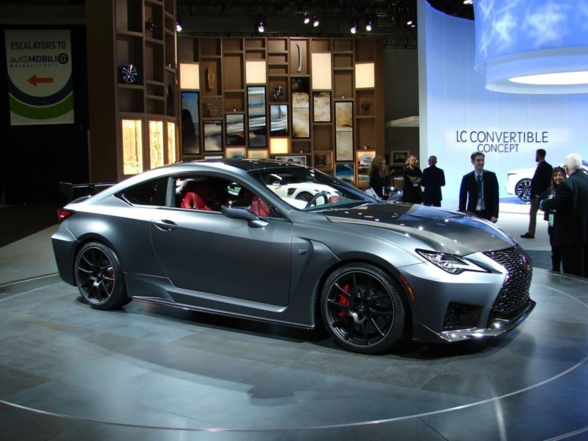 2020 Lexus RCF Track Edition (Mark Dapoz)