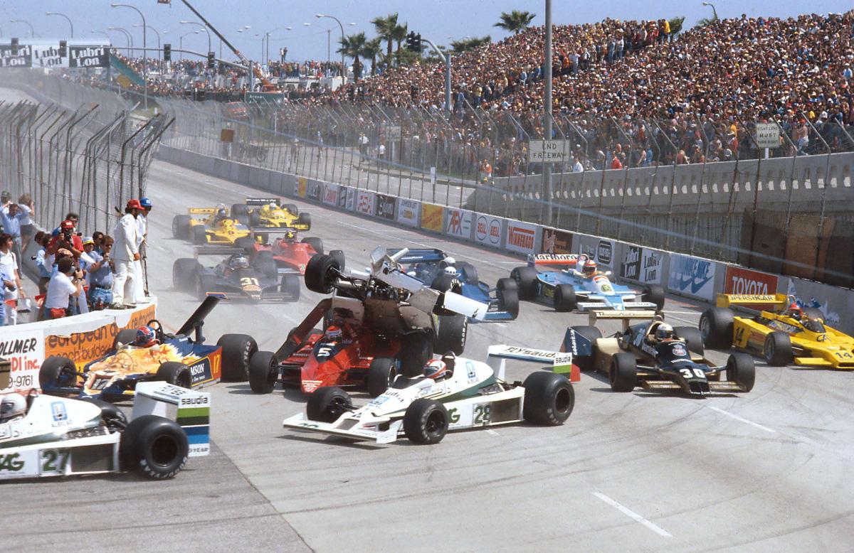 1979 Long Beach Grand Prix.