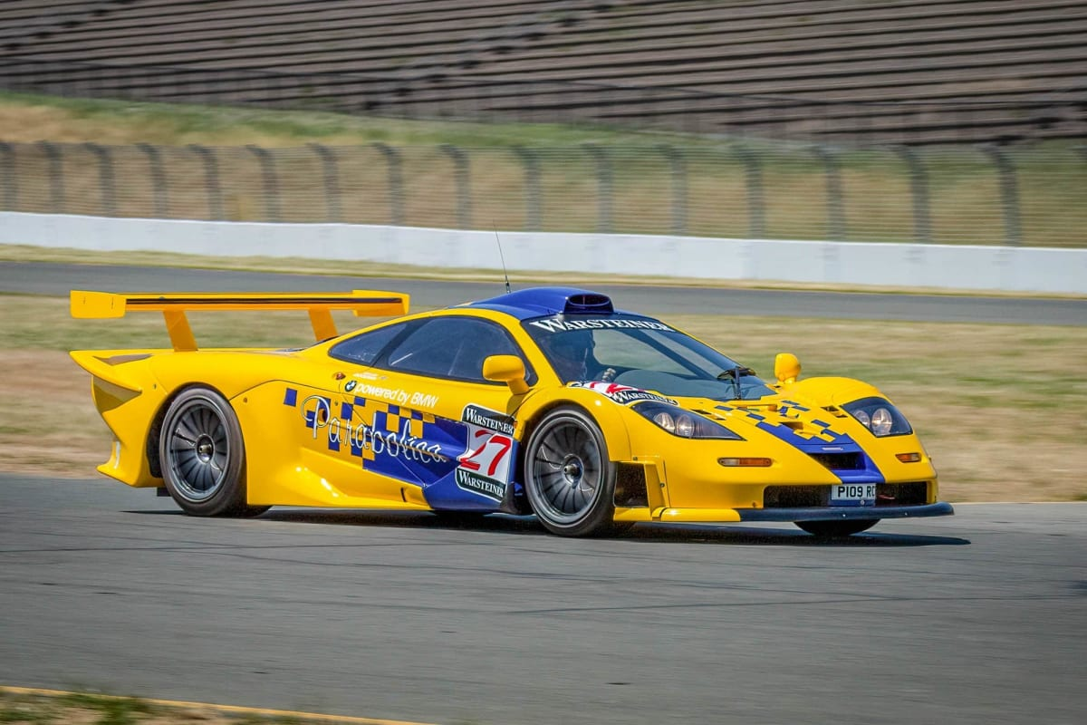 The Sonoma Festival of Speed