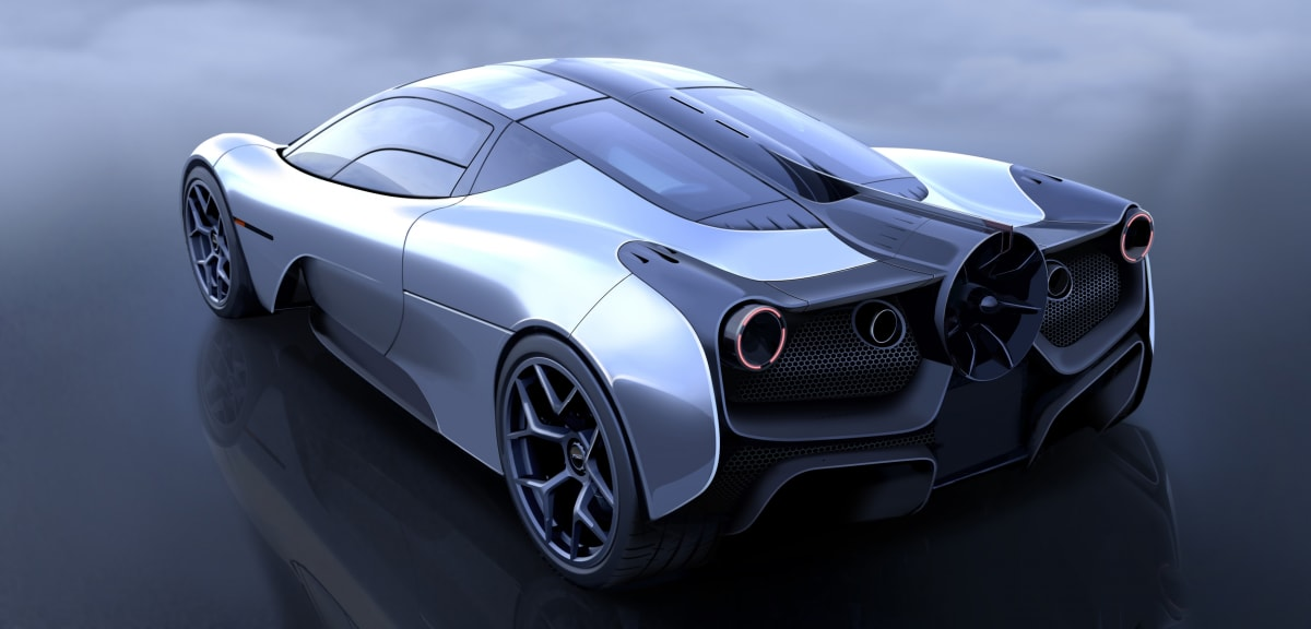 The T.50 supercar will debut on August 13