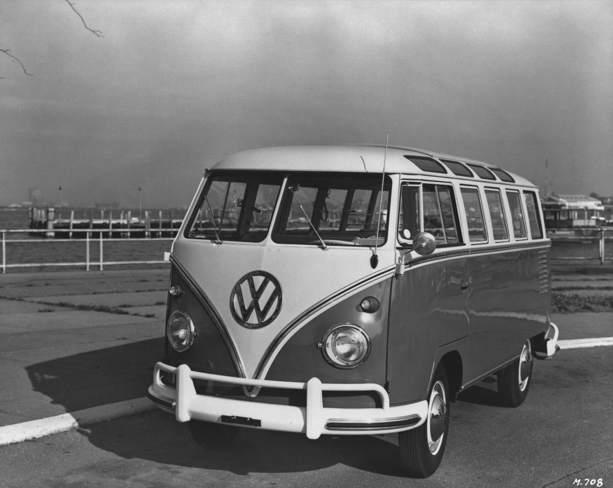 Volkswagen 23-Window Bus