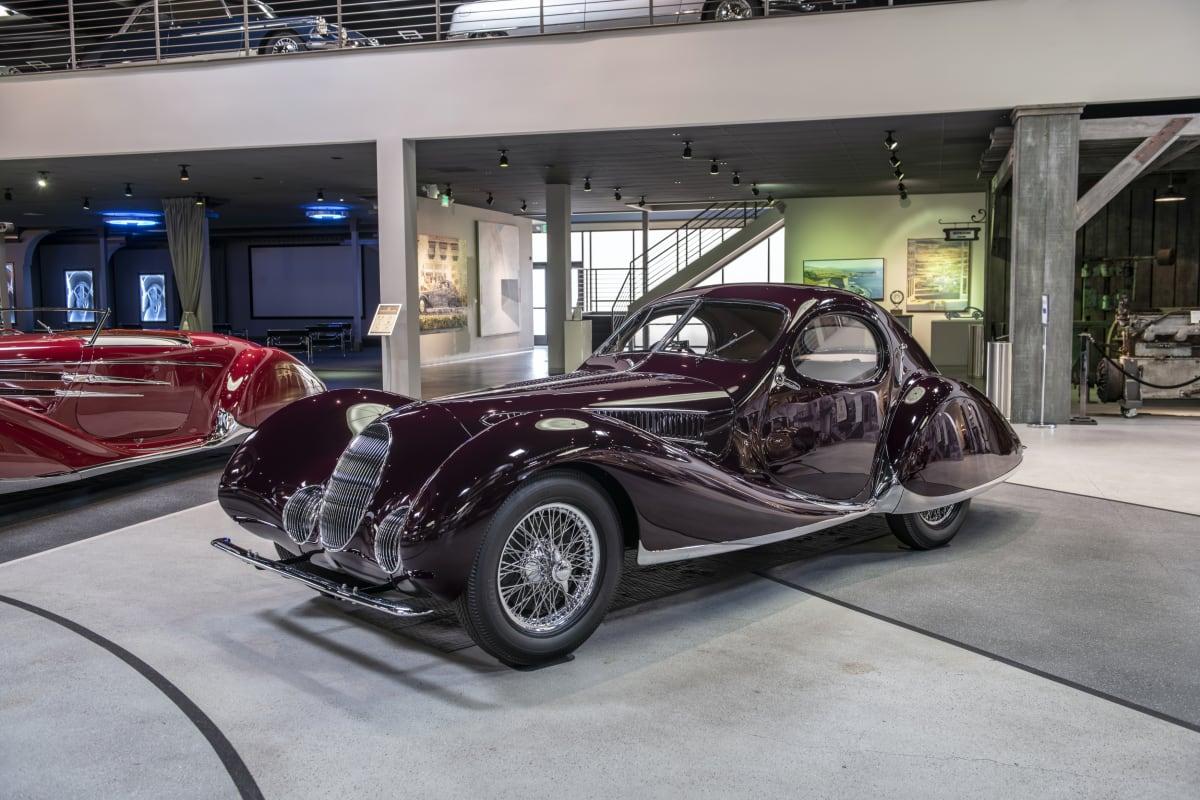 Talbot-Lago Teardrop