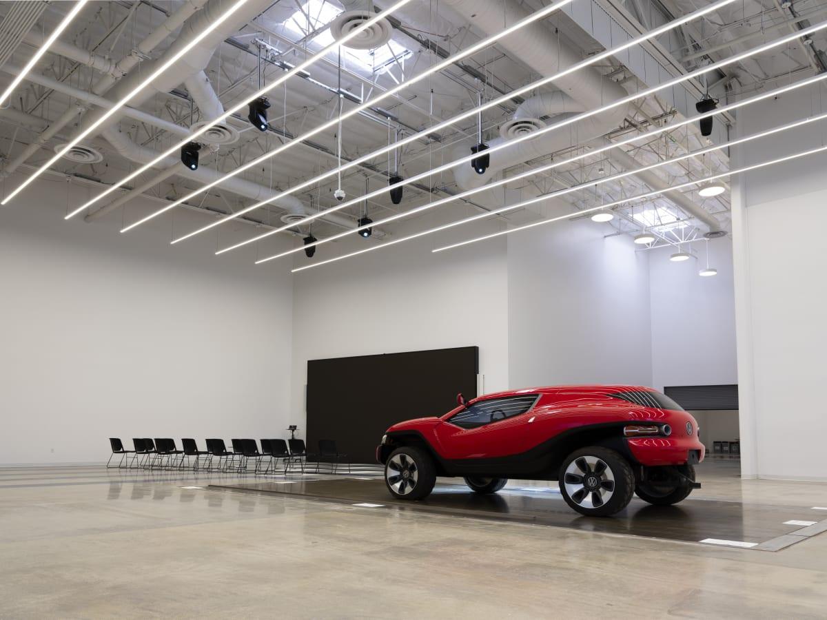 Volkswagen Group's new Oxnard Engineering Campus