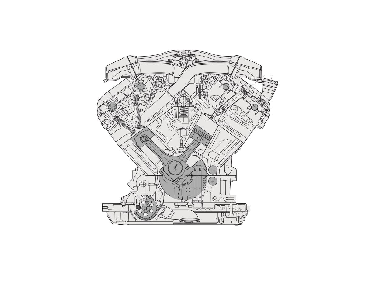 W8 engine