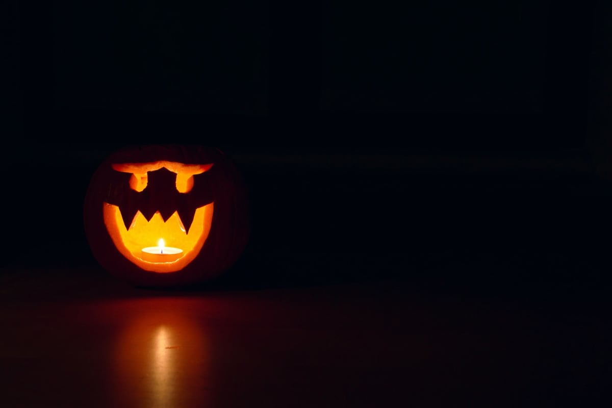 Expect to see some elaborate pumpkin carvings! Photo by Antonio Gabola.