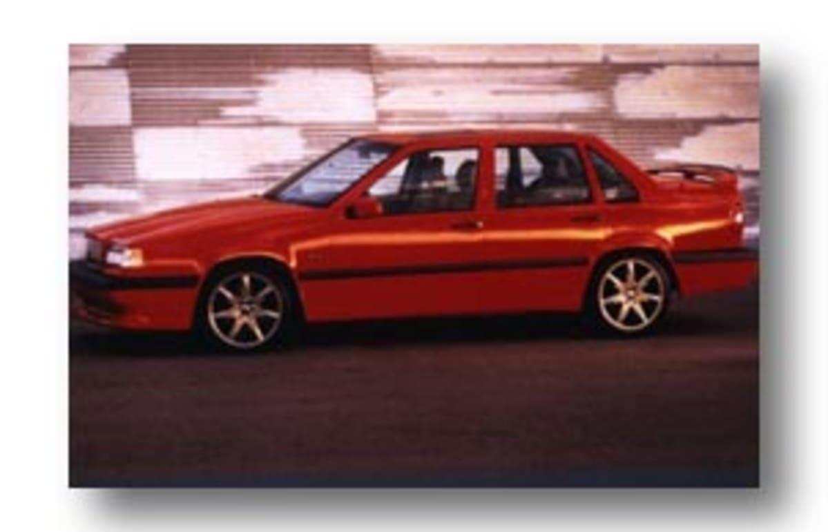 Volvo 850 GLT Turbo sedan