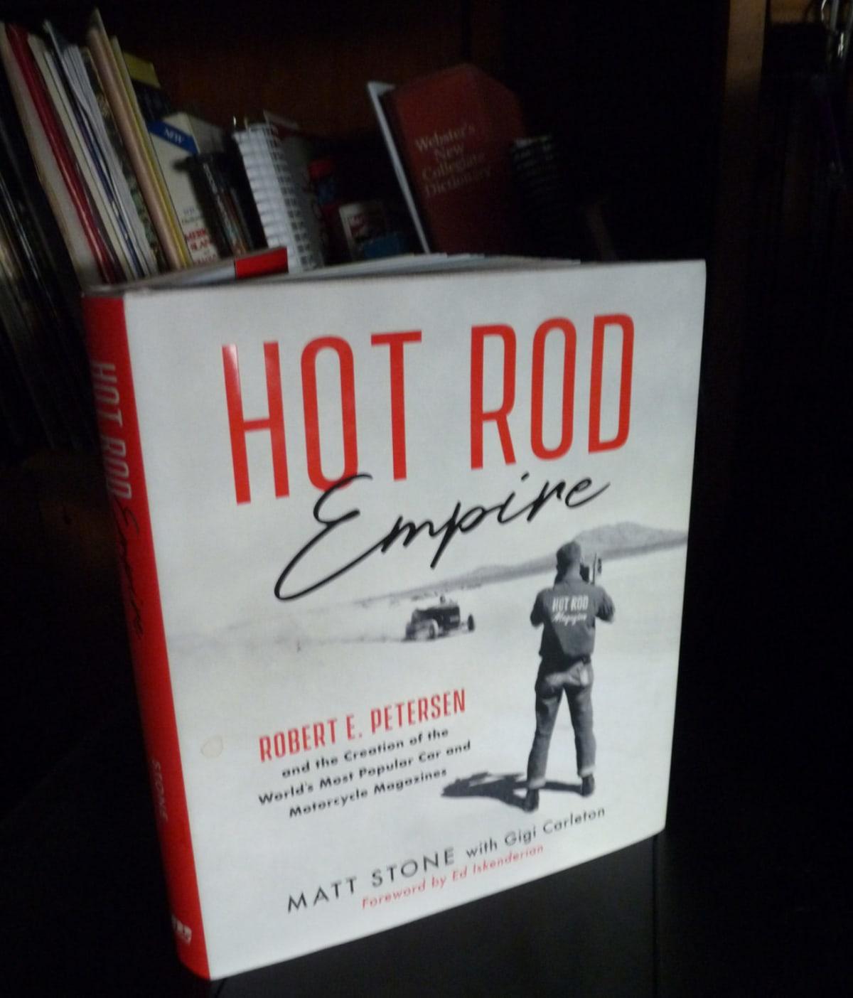 Hot Rod Empire by Matt Stone