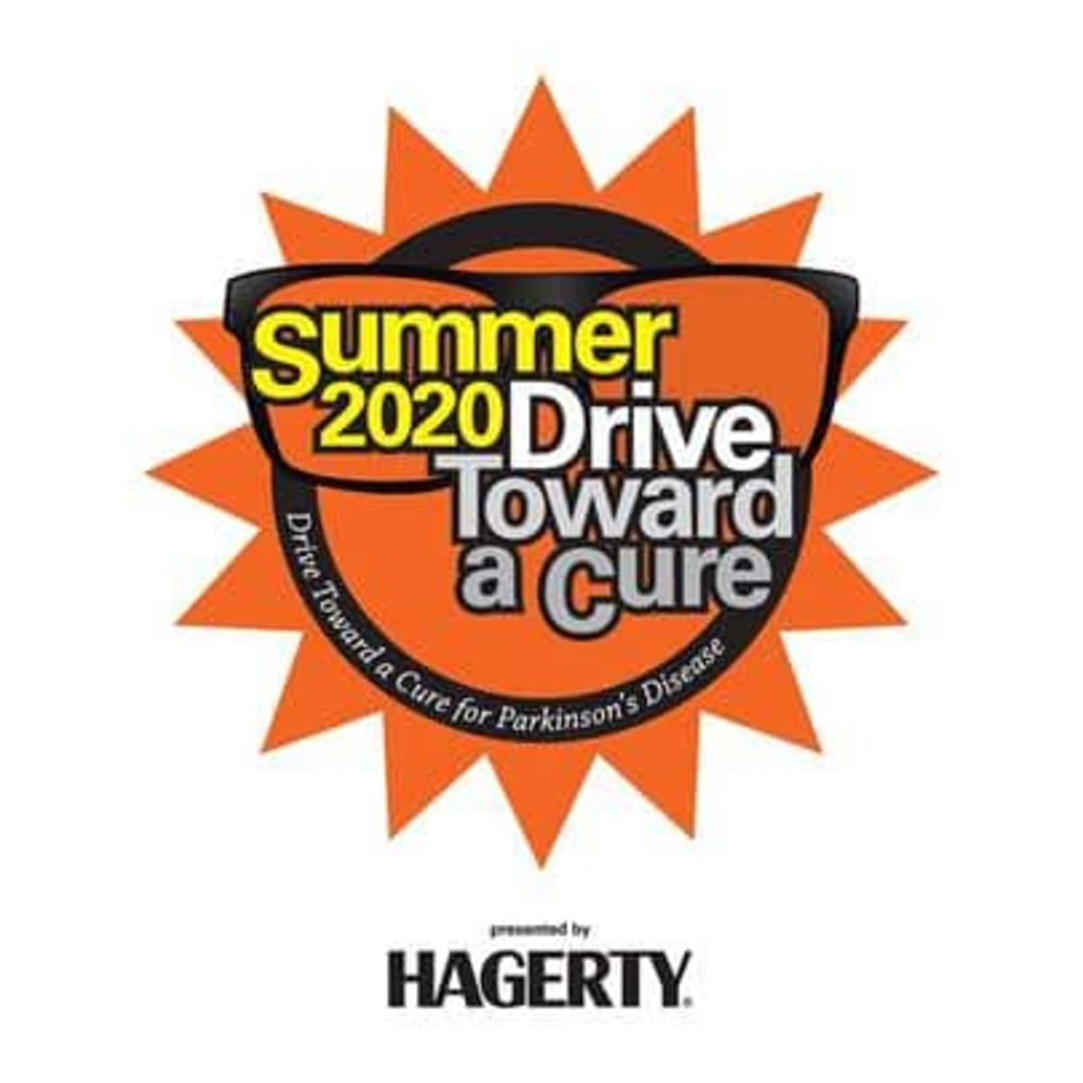 Summer 2020 Drive Toward a Cure, presented by Hagerty.