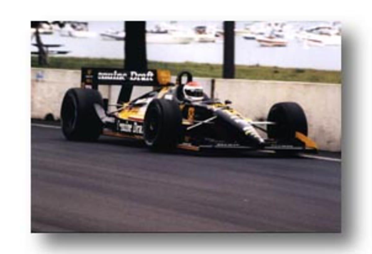 1992 Indy 500 photograph by Matt Stone