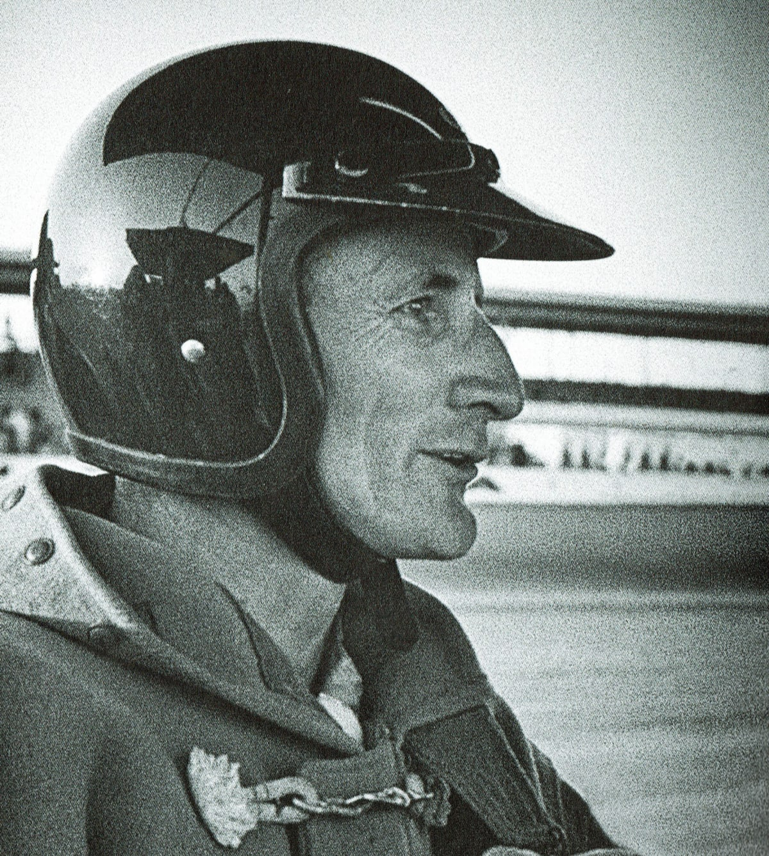 Ken Miles at Sebring