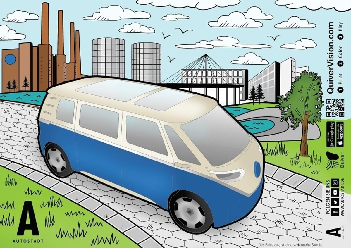 Volkswagen has put together virtual tours of their automotive theme park, Autostadt.