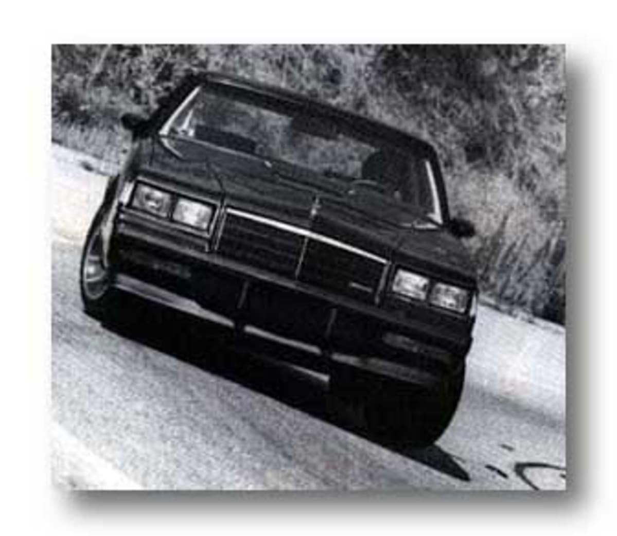 Buick Regal Grand National (Paul Martinez)