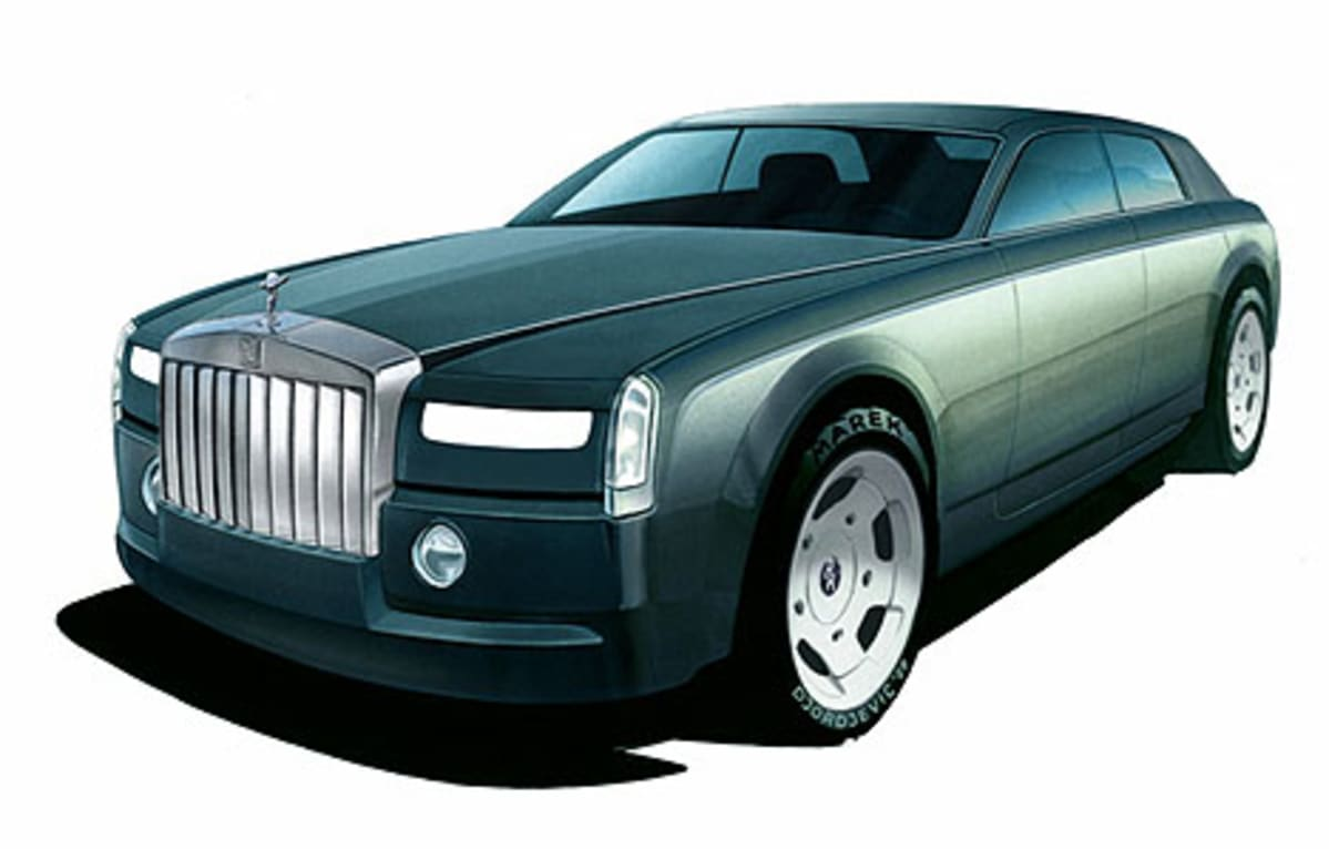 Rolls Royce design