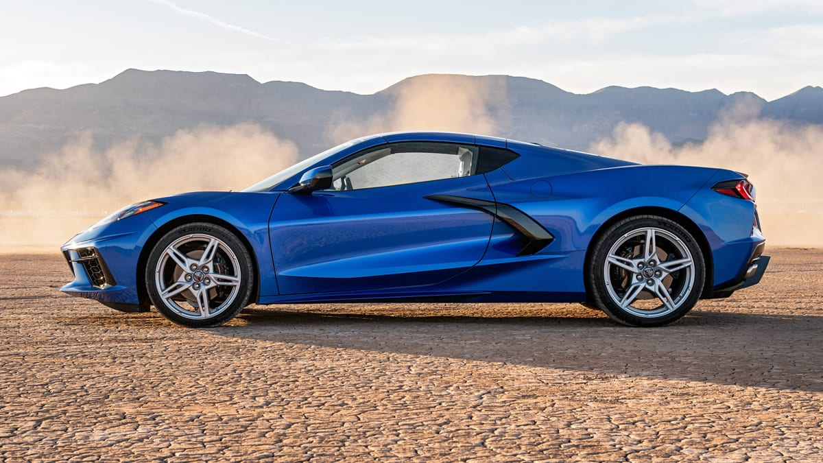 You could win this stunning 2021 Corvette thanks to the National Sprint Car Hall of Fame & Museum!