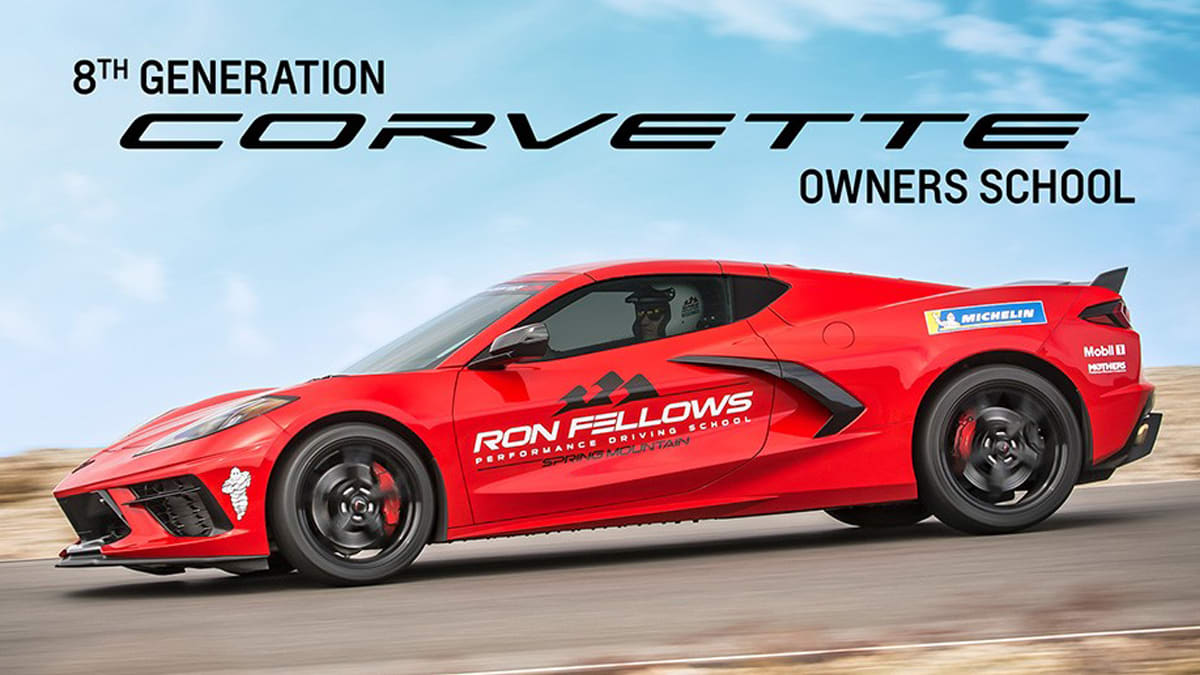 Winners will also receive a two-day performance driving school package at the Ron Fellows Performance Driving School in Las Vegas.