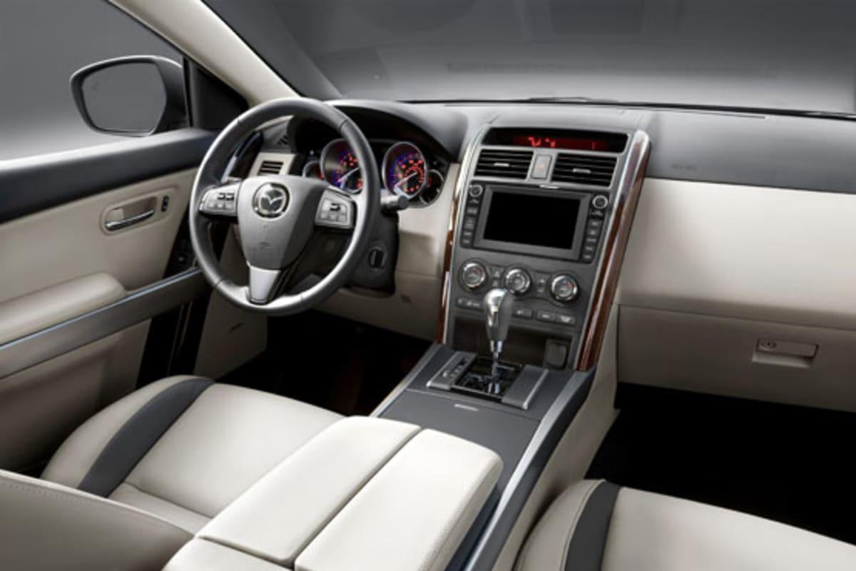 1-2012 CX-9 interior