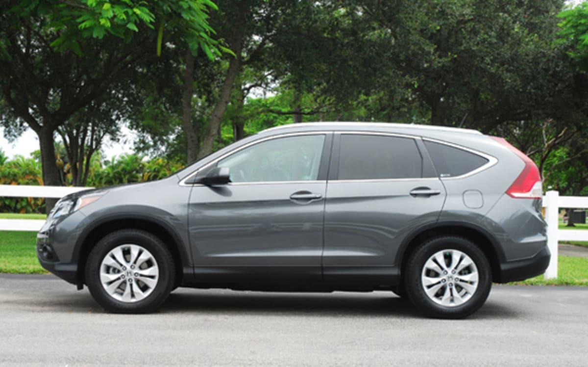 1-2012 Honda CRV EX-L Beauty Side LA Done Small