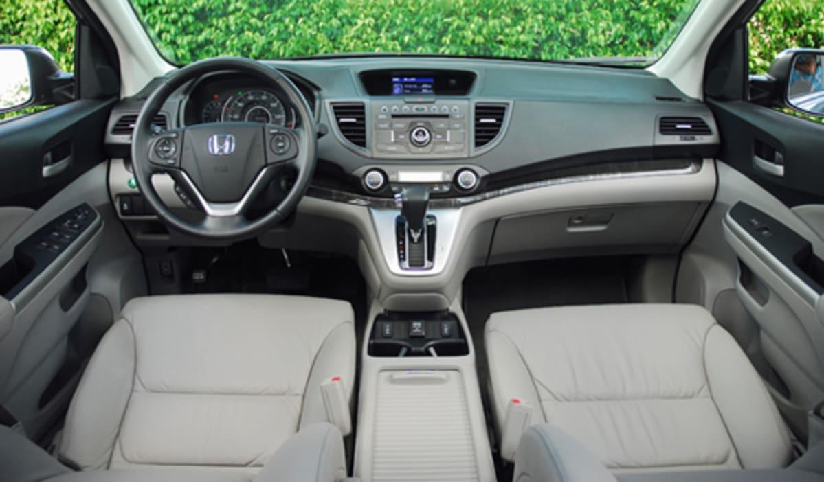 1-2012 Honda CRV EX-L Dashboard Done Small