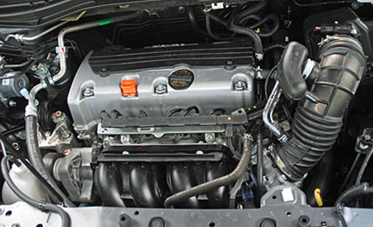1-2012 Honda CRV EX-L Engine Done Small