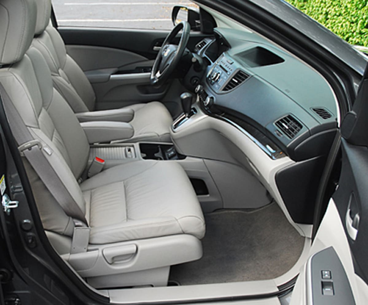 1-2012 Honda CRV EX-L Front Seats Done Small