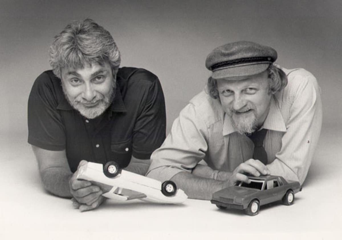 1-John_Retsek_and_Len_Frank_The_Car_Show_KPFK