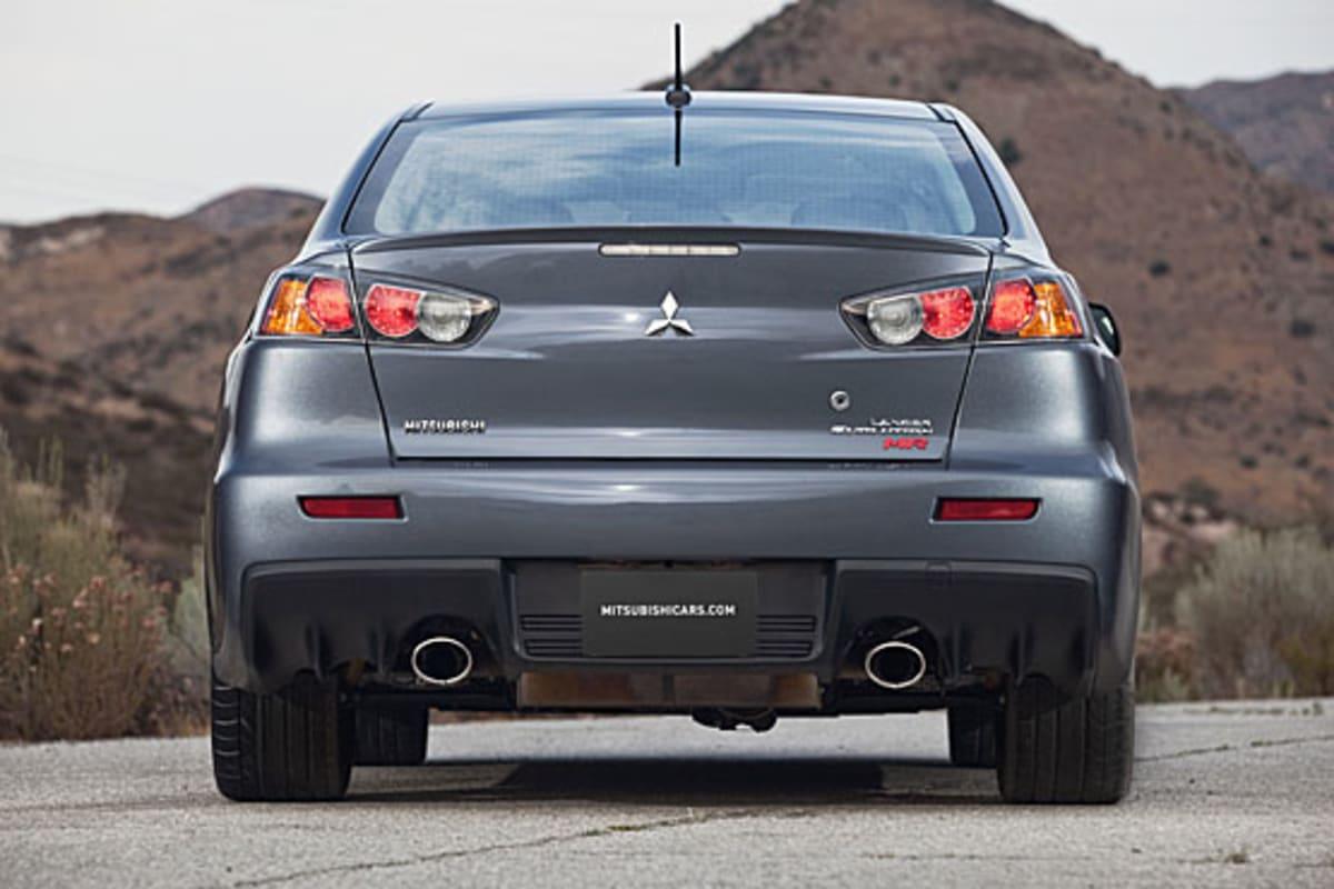 2011 Mitsubishi Lancer Evolution MR Touring