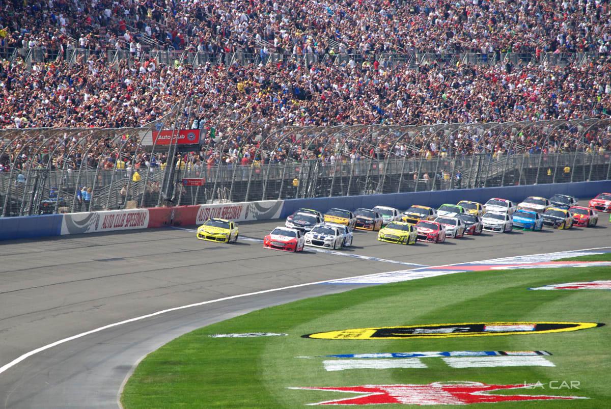 NASCAR - 12
