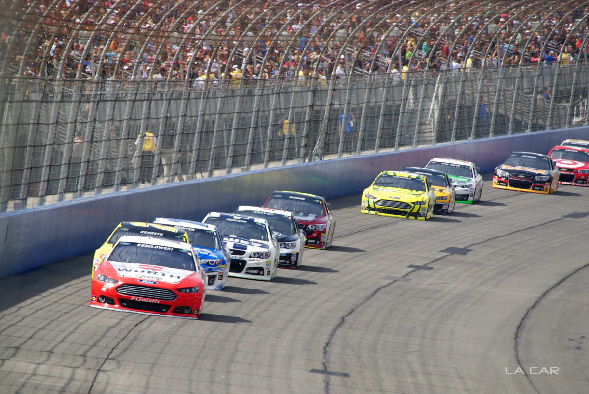 NASCAR - 13