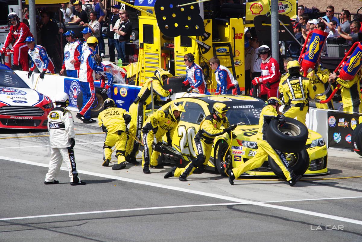 NASCAR - 14