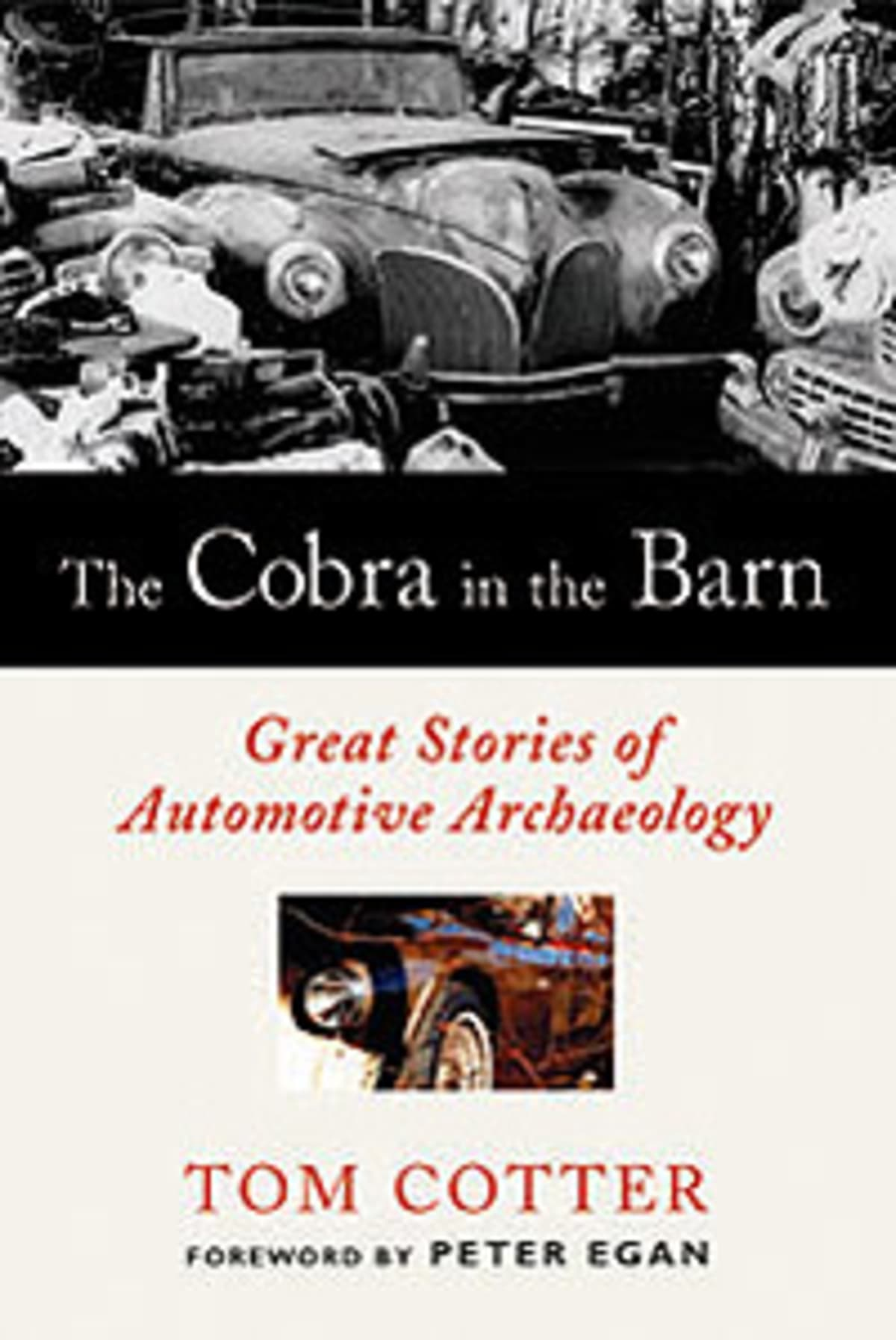 Cobra in the Barn