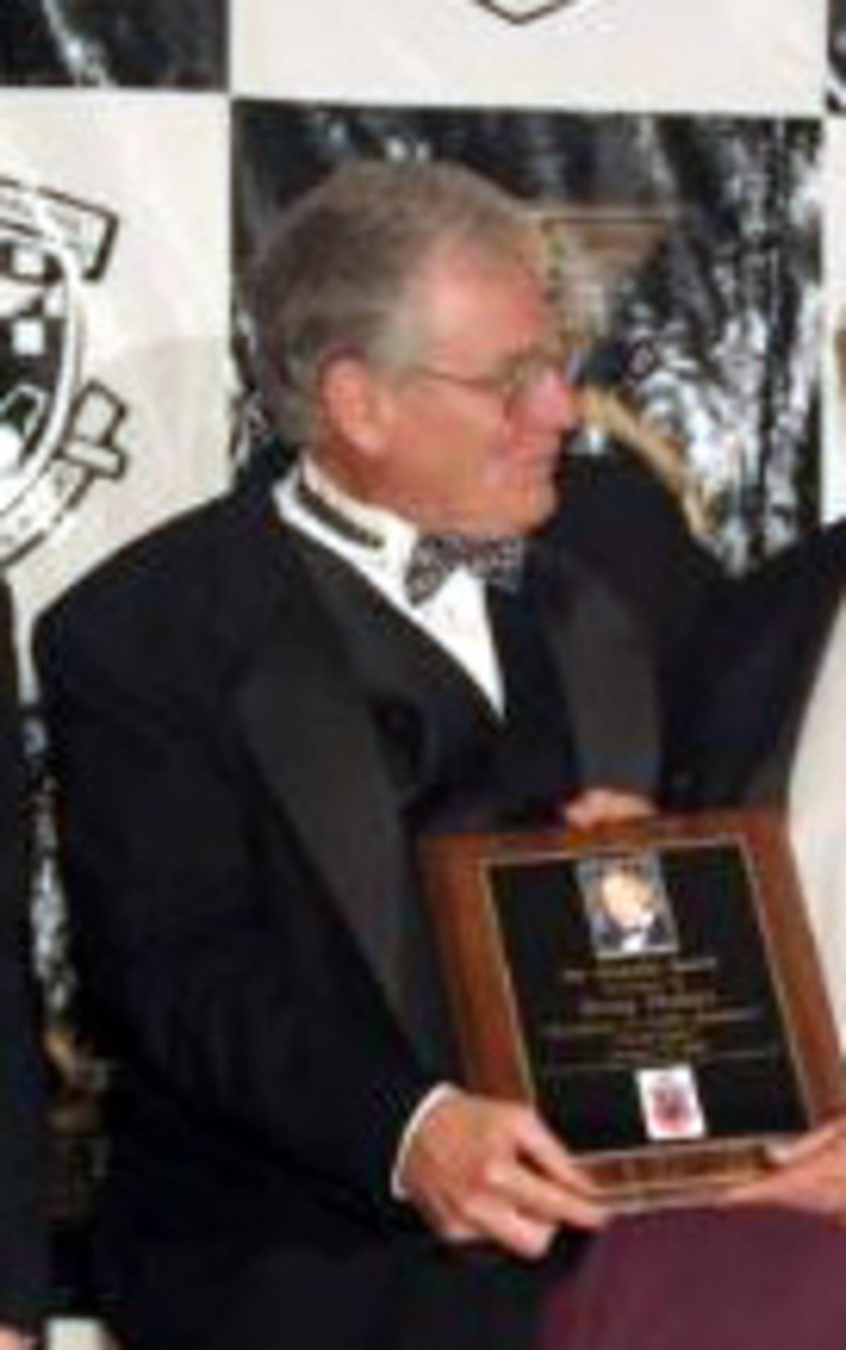 Chapman Award honoree Doug Stokes