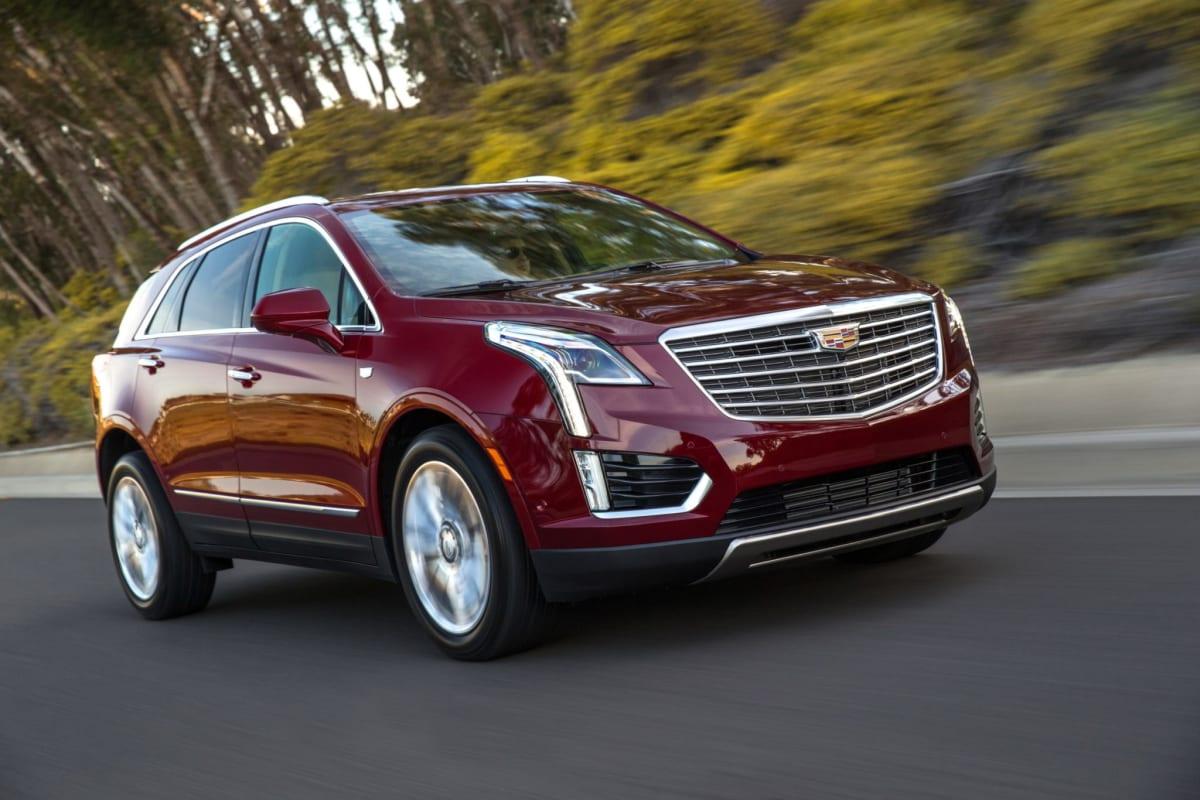 2019 Cadillac XT5 Platinum – full of stylish lines