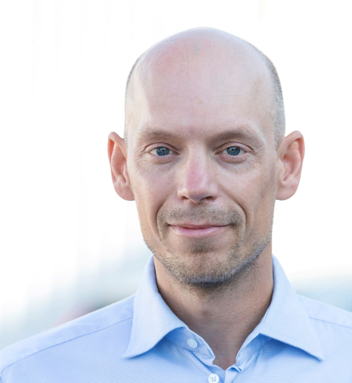 Anders Löfvendahl, senior technical expert on cabin air quality at Volvo Cars