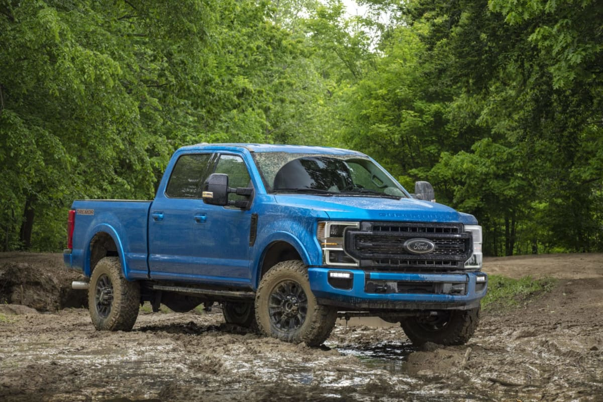 2020 F250-Super Duty Tremor