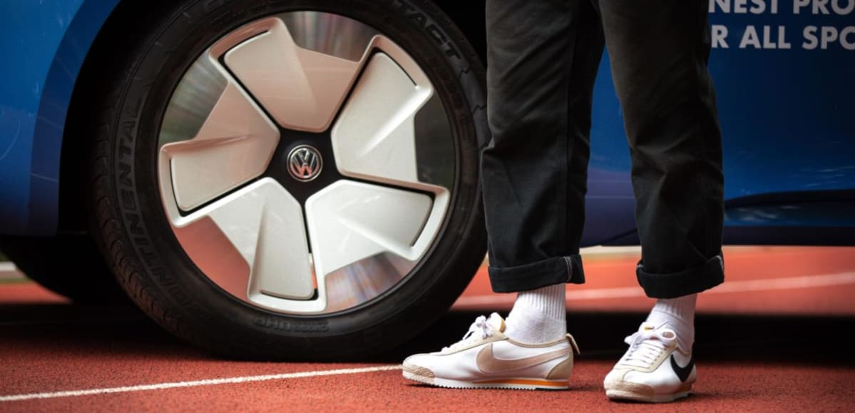 VW Nike IDBUZZCARGO