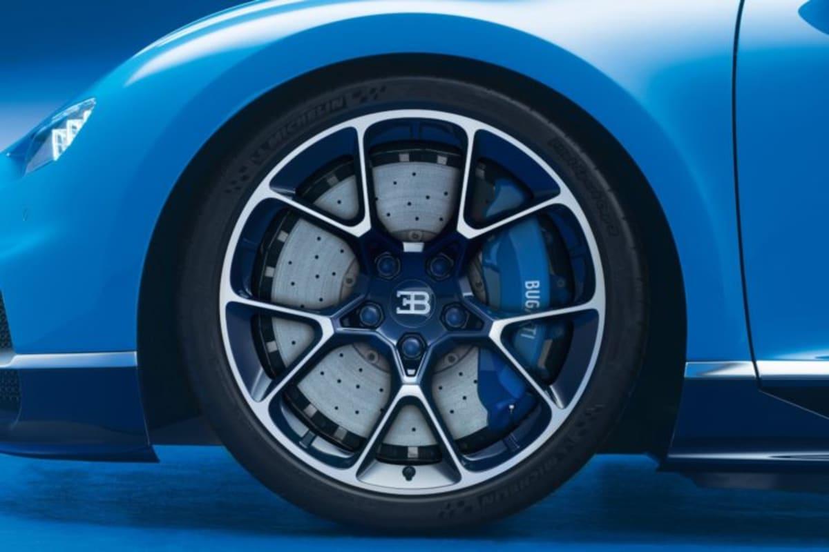 Ettore Bugatti Aluminium Wheels