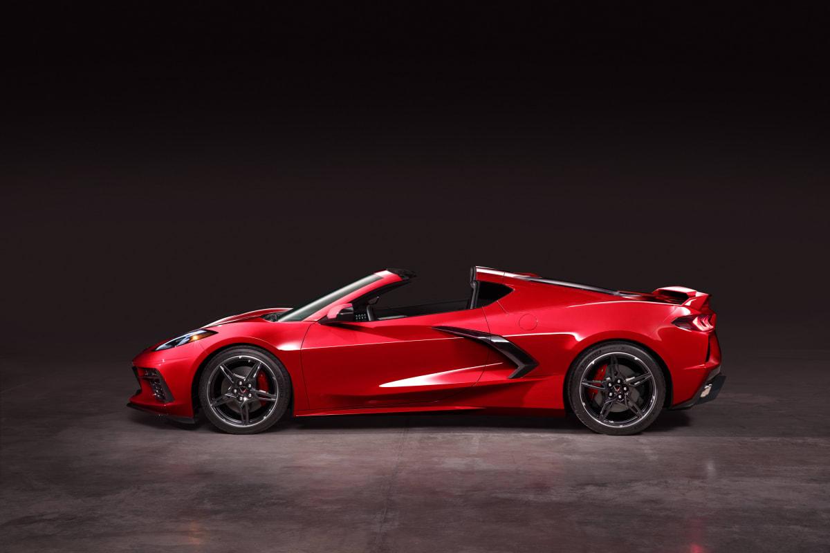 2020 Chevrolet Z51 Corvette Stingray