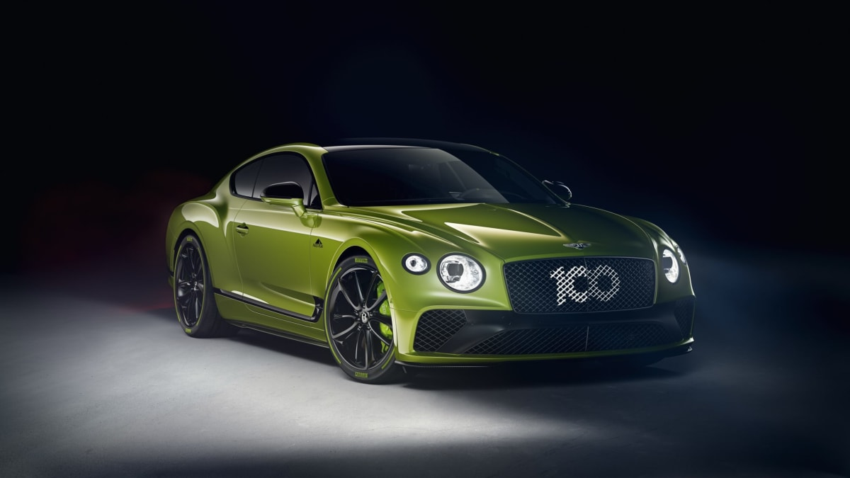Limited Edition Continental GT
