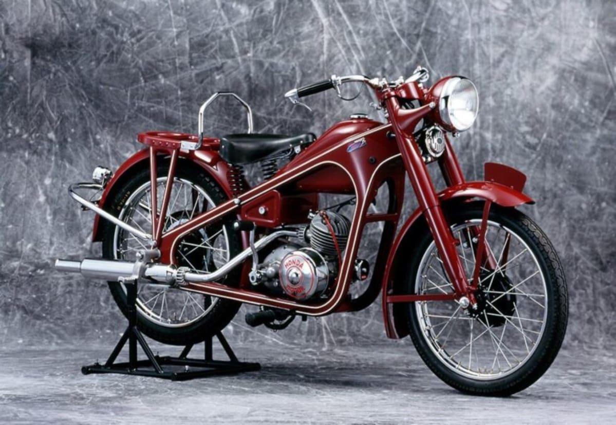 1949 Honda Dream D-Type