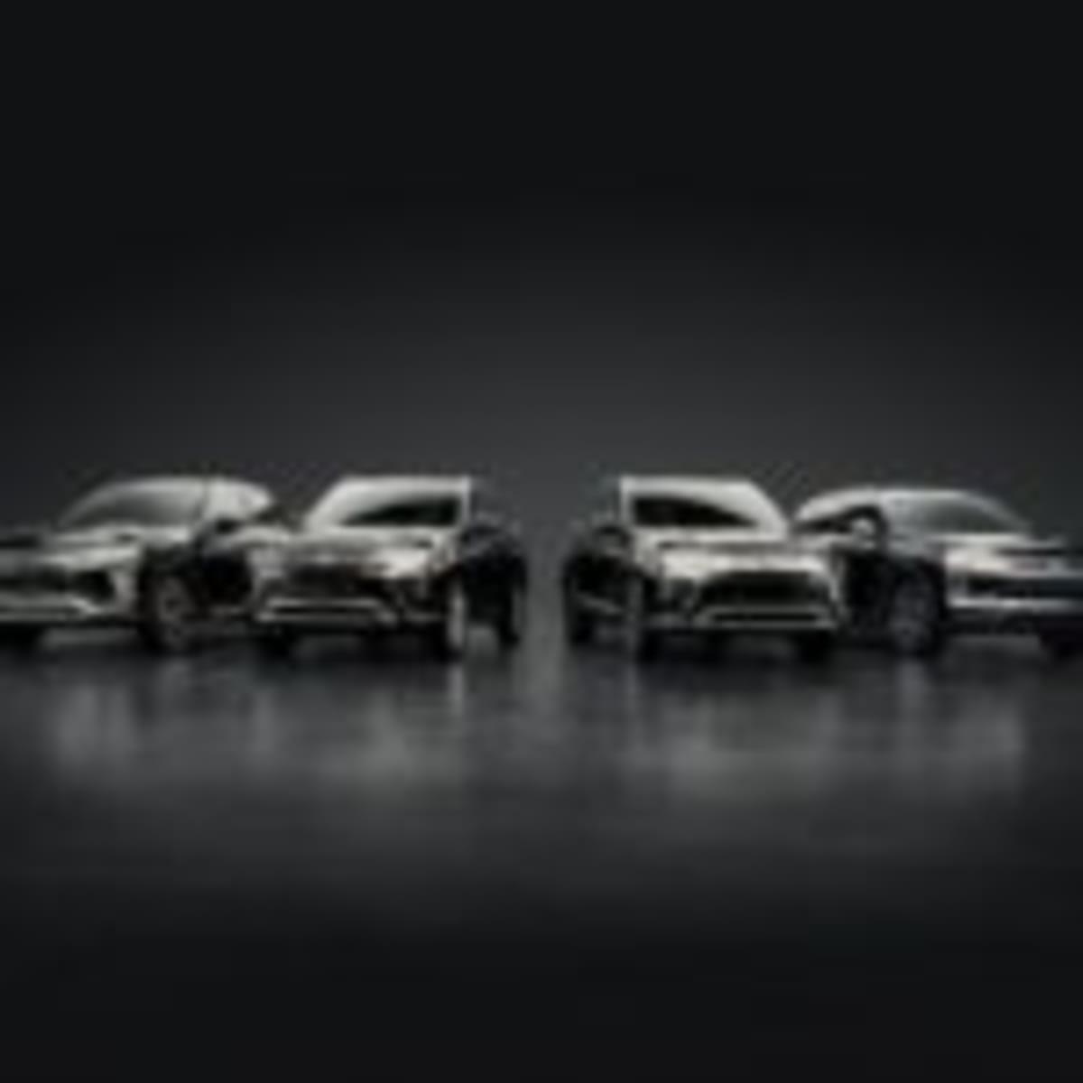 Mitsubishi Lineup