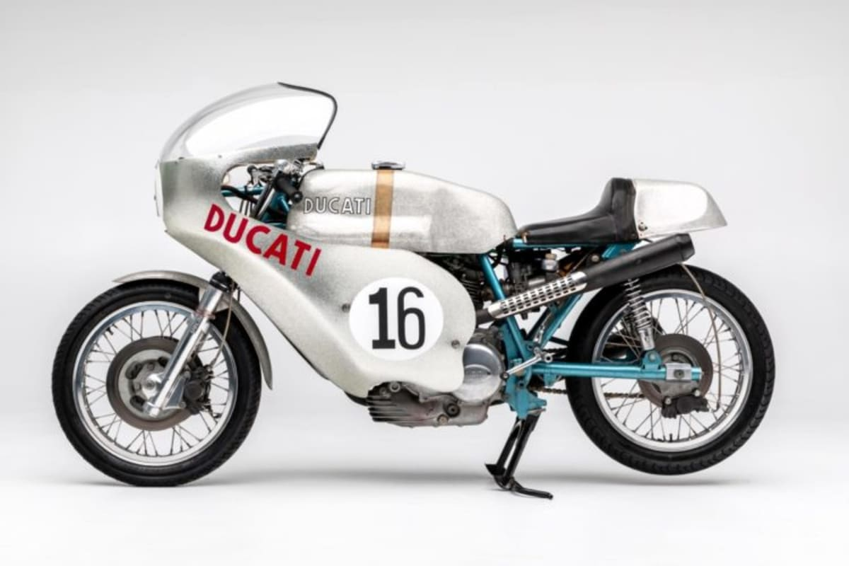 1972 Ducati 750 Imola Racer