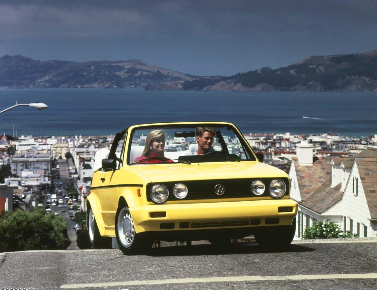 Mk1 Golf Cabriolet