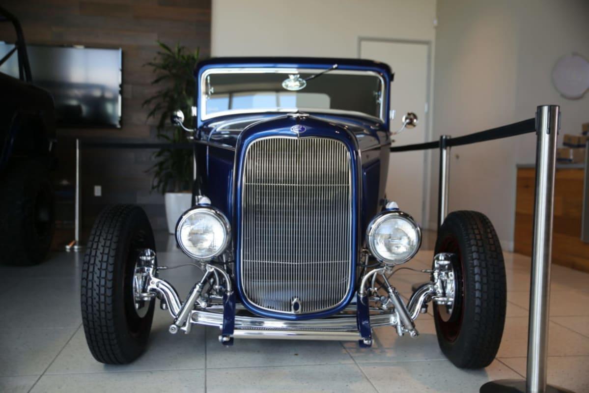 32 Ford built by Roy Brizio