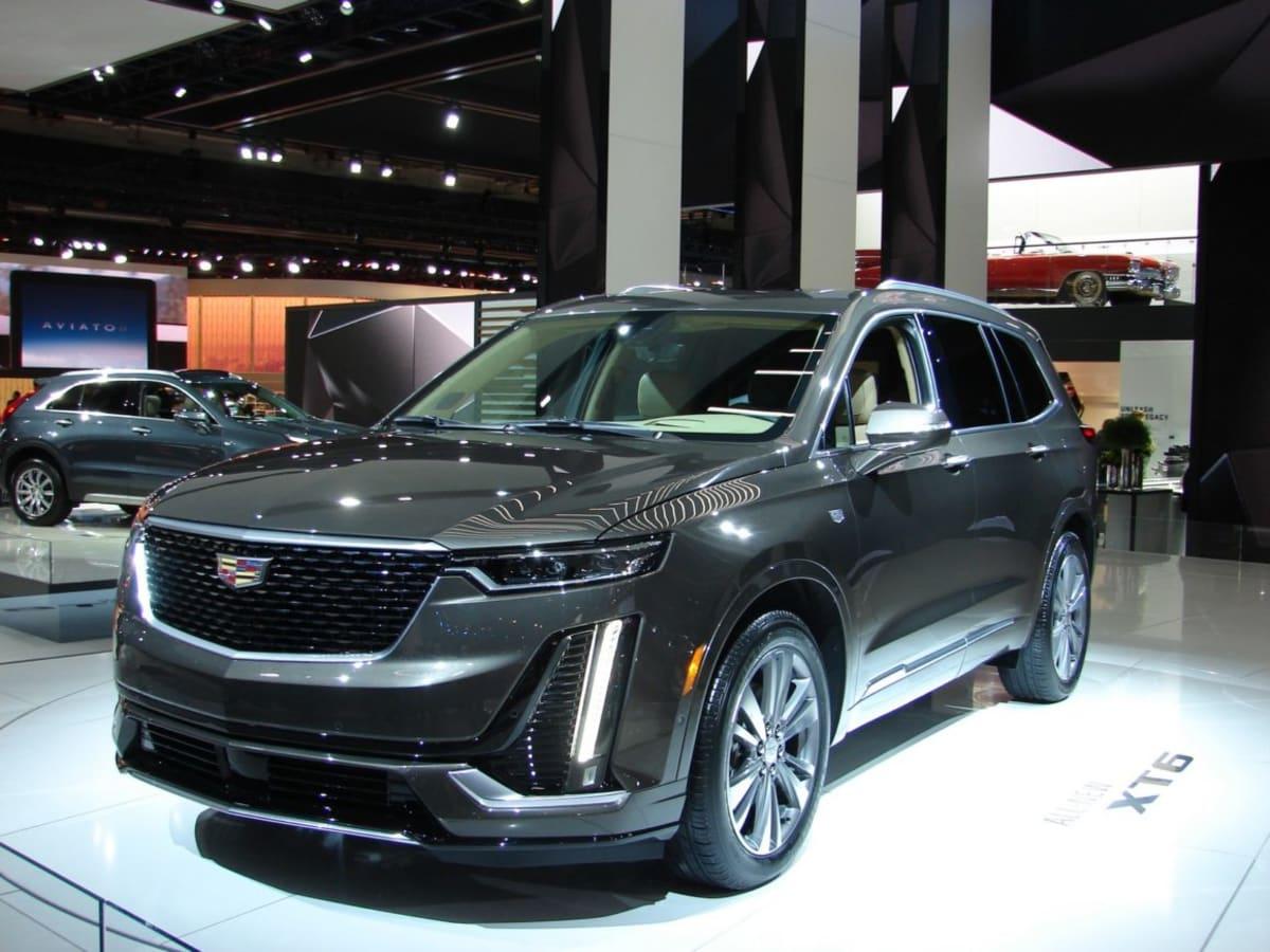 2020 Cadillac XT6 (Mark Dapoz)
