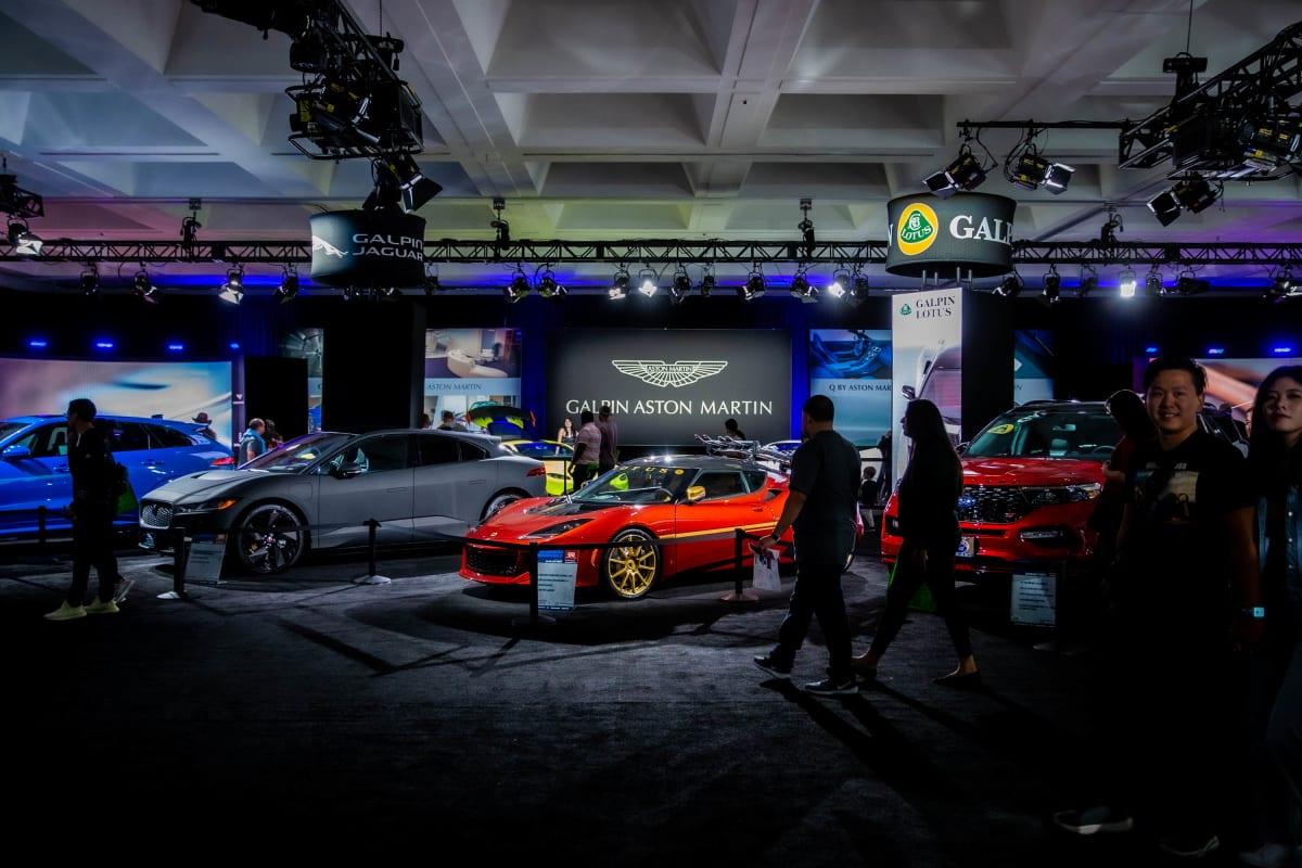2019 LA Auto Show. Photo by the LA Auto Show.