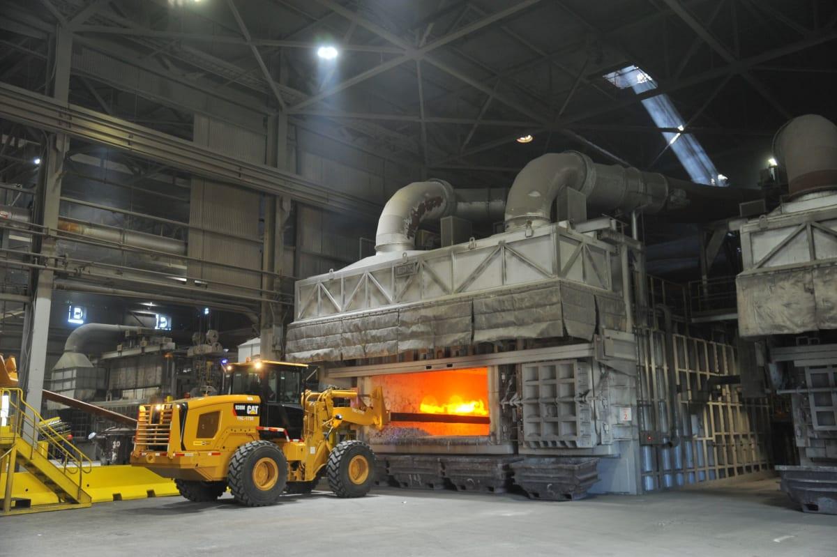 aluminum recycling nissan