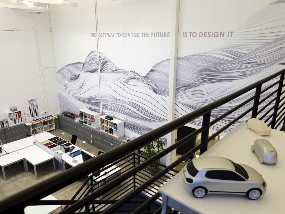 Volkswagen Group's new Oxnard Engineering Campus encompasses the Design Center California