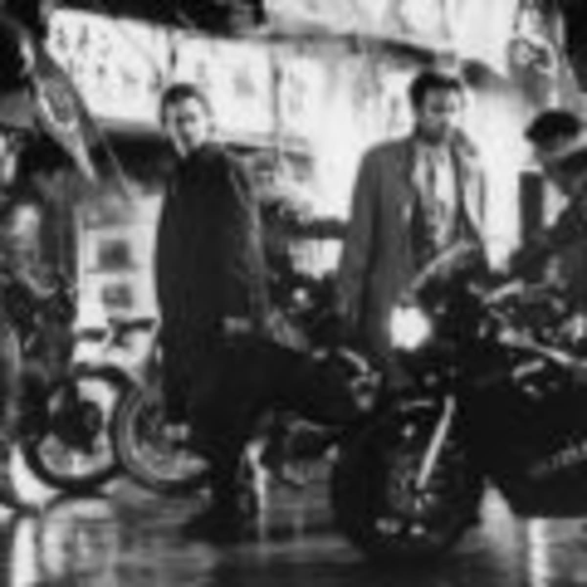 """Motorcycle scene from """"Black Rain"""" (Paramount Pictures)"""