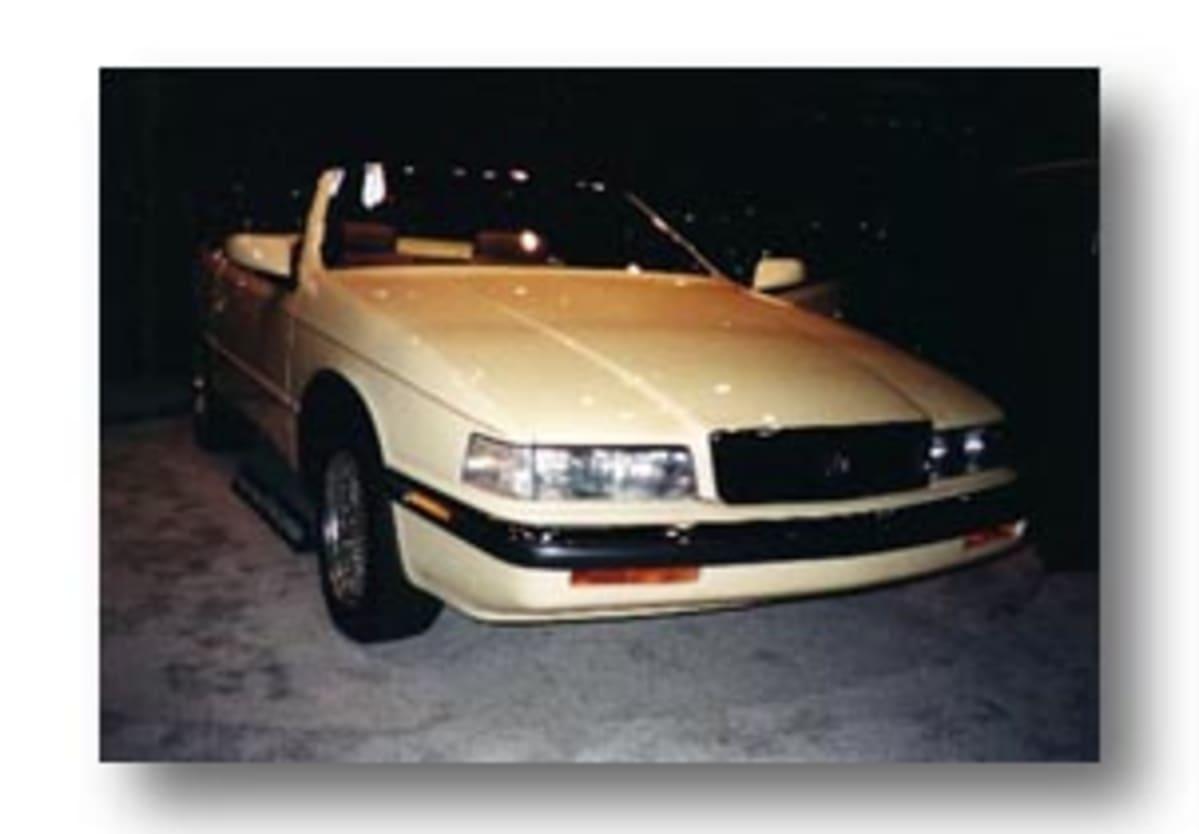 Chrysler's TC by Maserati