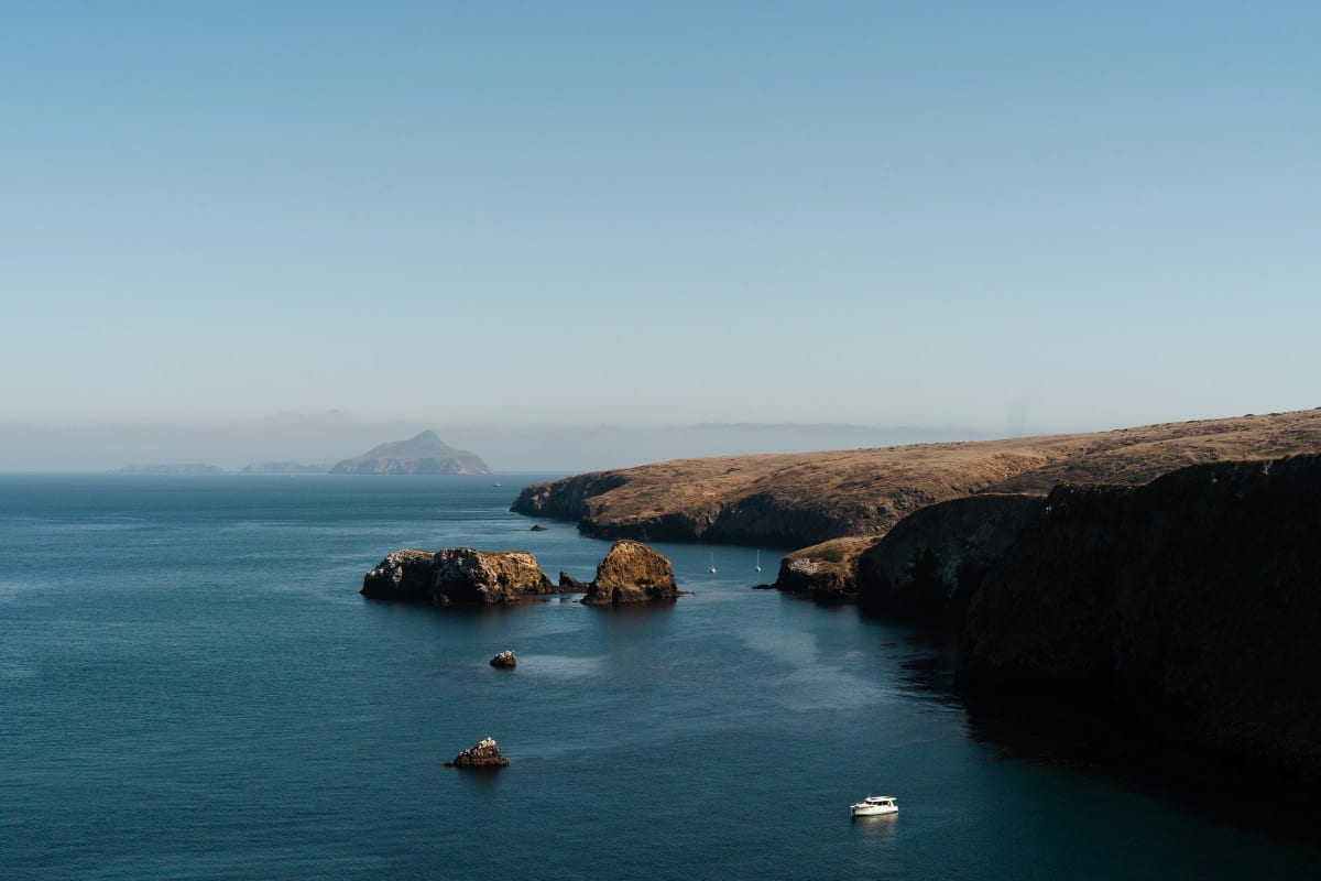 Channel Islands National Park is like our own archipelago just outside of Los Angeles.